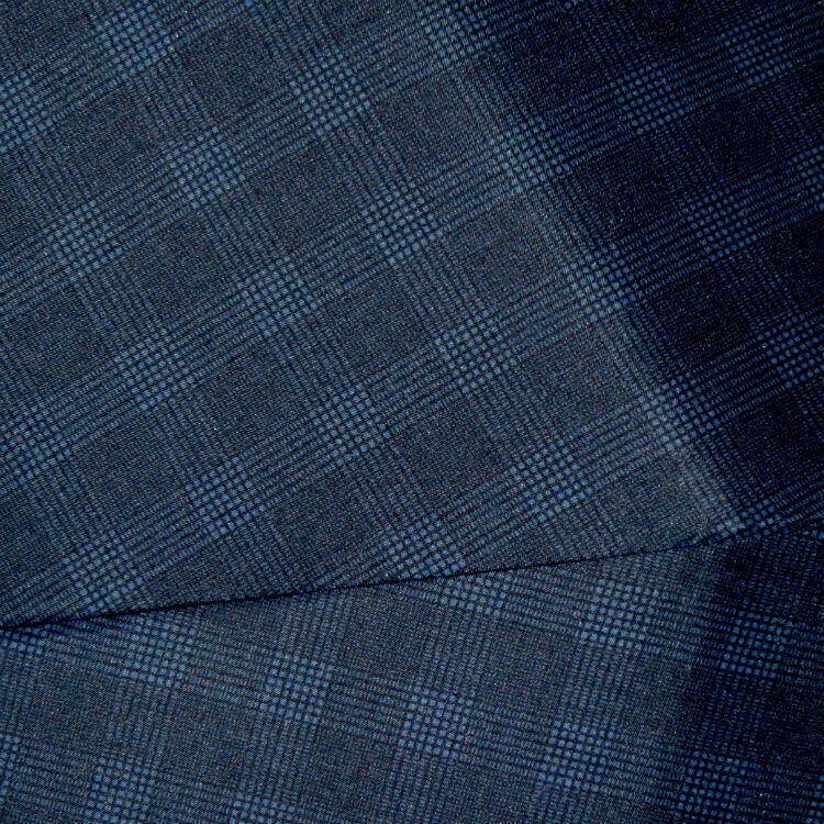 Зонт складной Baldinini 557-5 Cravatteria blu tartan