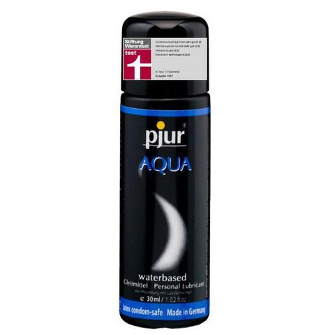 Смазка для вагинального секса pjur AQUA, на водной основе (разный объем)