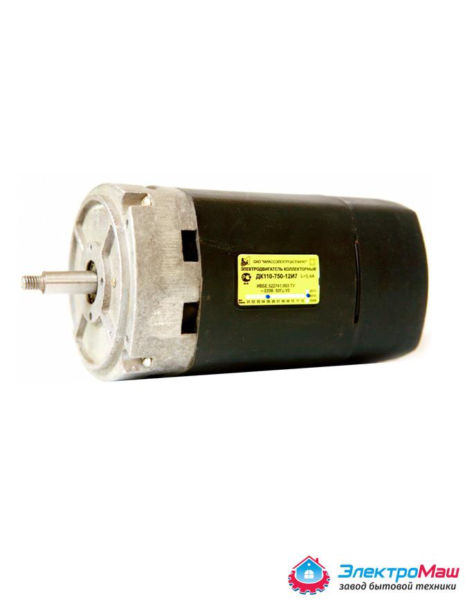Двигатель Миассэлектроаппарат ДК-110