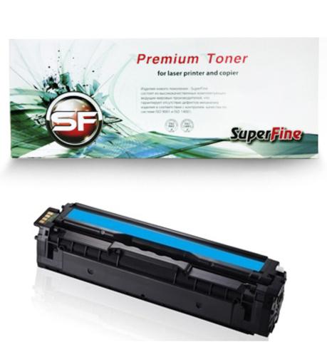 Картридж SuperFine SF-CLT-C504S