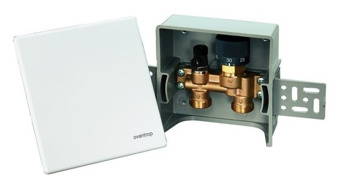 Терморегулятор Oventrop Unibox E RTL арт. 1022631 (57mm) с термостатом