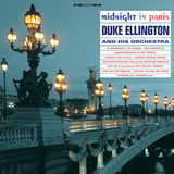 Duke Ellington And His Orchestra ‎/ Midnight In Paris (LP)