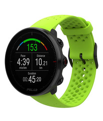 Мультиспортивные часы Polar Vantage M Green M/L 90075954 (Marathon Season Edition)