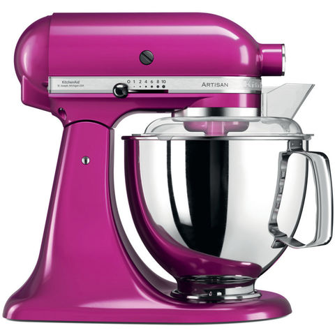 Миксер KitchenAid Artisan 4,8л, малиновый лед