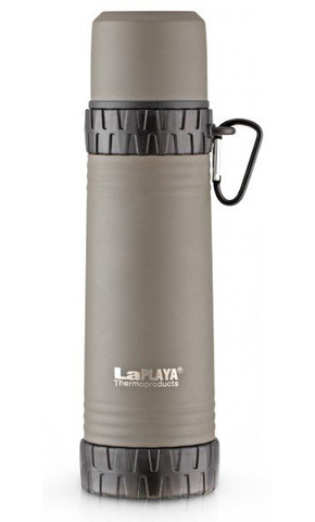 Термос LaPlaya Mountain (0,5 литра), серый