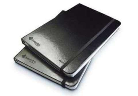 Black Lined Journal - блокнот для Livescribe Pulse Smartpen (№ 3, 4)