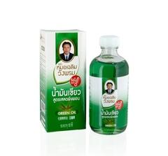 Зеленое масло, 100 гр., Wangprom