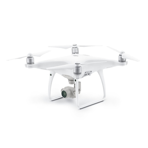 Квадрокоптер DJI Phantom 4 Advanced+ (PLUS) с монитором
