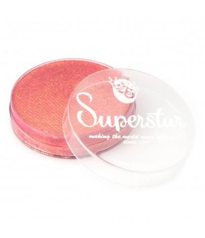 067 Аквагрим Superstar 16 гр перламутровый персиковый с блестками