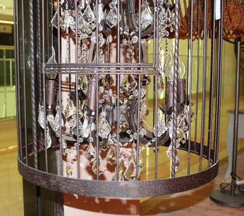 vintage chandelier  01-23 ( by Funky Vintage )