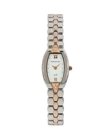 Купить Наручные часы Romanson RM0351QLWWH по доступной цене
