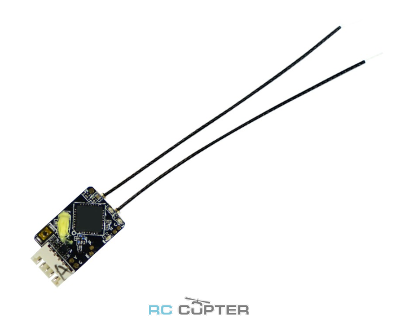 Приёмник микро FrSky R-XSR Ultra Micro Receiver 2.4GHz 16CH ACCST S.Bus CPPM telemetry