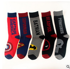 Носки с логотипом Супергероев