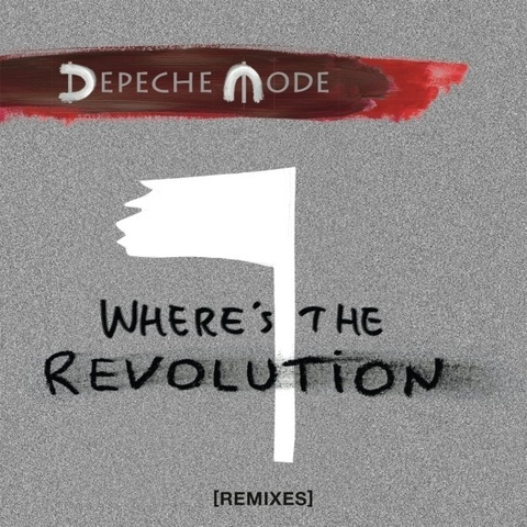 Depeche Mode / Where's The Revolution (Remixes)(CD)