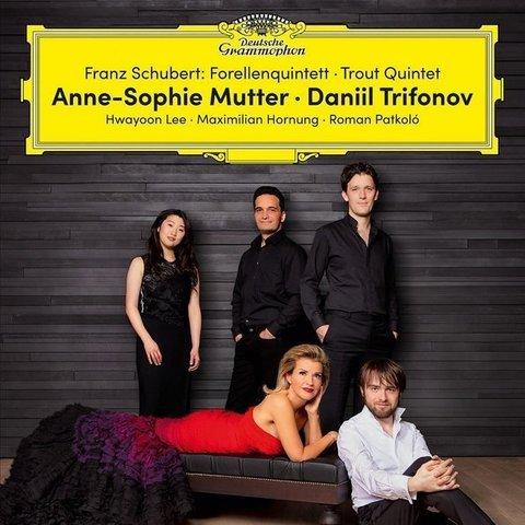 Anne-Sophie Mutter, Daniil Trifonov, Hwayoon Lee, Maximilian Hornung, Roman Patkolo / Franz Schubert: Trout Quintet (CD)