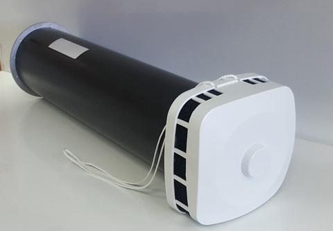 КИВ 125 0.5м с антивандальной решеткой и квадратным оголовком