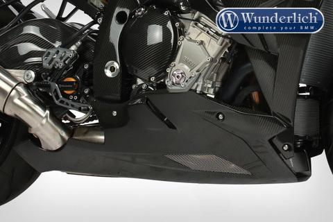 Нижний обтекатель двигателя BMW S 1000 R карбон