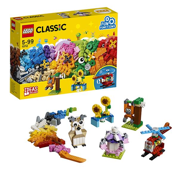 Конструктор LEGO Кубики и механизмы Classic (10712)