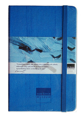Van Gogh Sketchbook Aqua