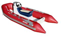 Надувная РИБ-лодка BRIG F330S