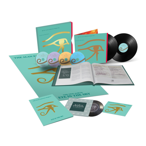 The Alan Parsons Project / Eye In The Sky (35th Anniversary Edition)(2x12