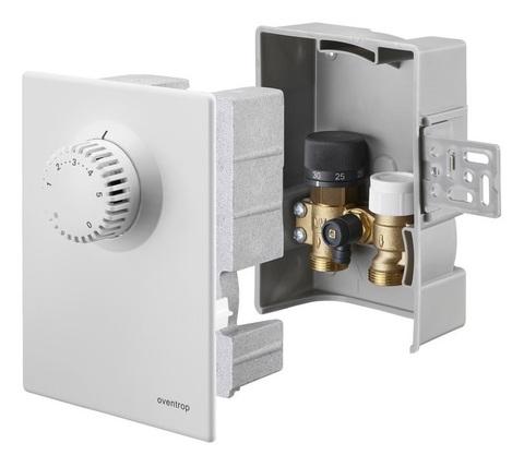 Терморегулятор Oventrop Unibox E plus арт. 1022633 (57мм) комбинированный (