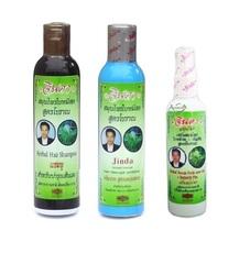 Набор против выпадения волос Jinda