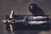 Комплект для бега Craft Lux Black женский - майка, топ