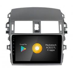 Штатная магнитола на Android 8.1 для Toyota Corolla E150 Roximo S10 RS-1104