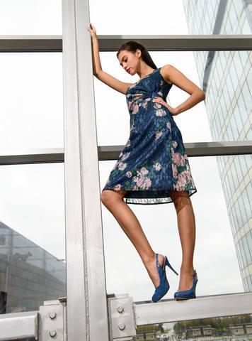 Платье З194а-432