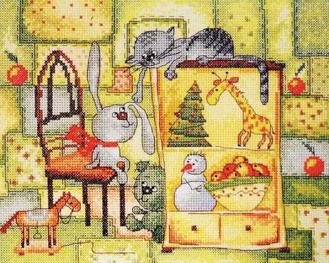 Рождественское одеяло