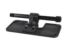Опора рулевого троса транцевая, алюминиевая, 280х115 мм