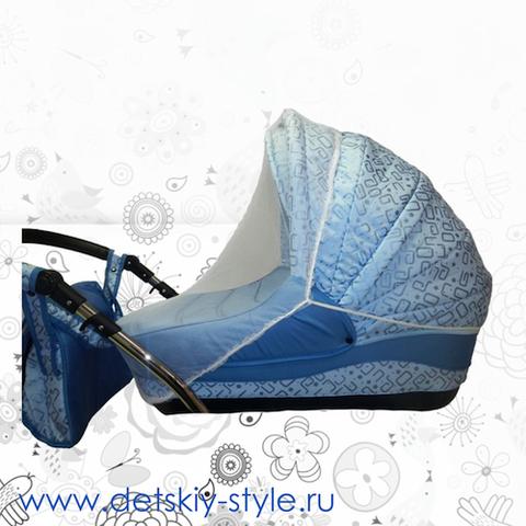 """Универсальная Москитная Сетка Для Коляски """"Stroller B&E"""""""