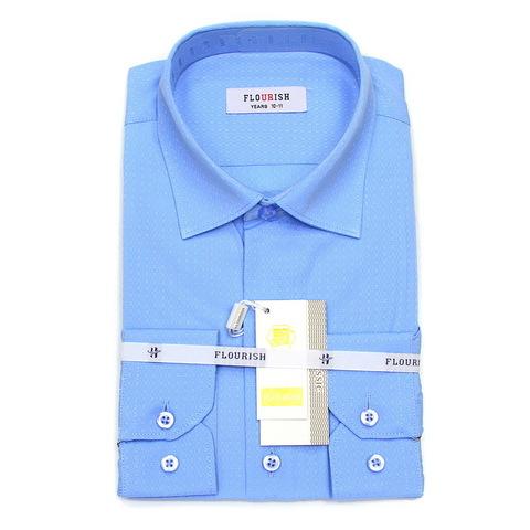 Рубашка приталенная (11-16) 6.06.ПЛ.ШК13