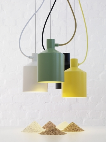 Pendant light Silo by Zero