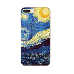 Telefon üzlüyü   iPhone XS - Van Gogh 2