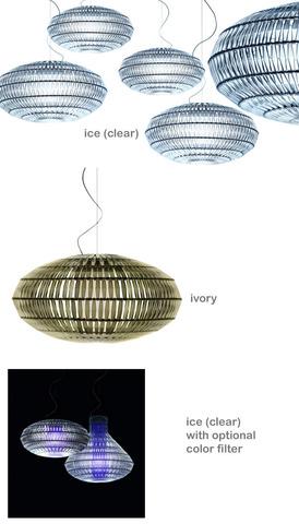 replica  Tropico  Ellipse pendant