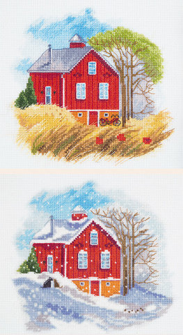 Времена года: Осень, Зима