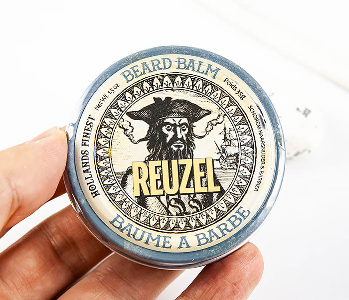 CARE135 Бальзам для бороды Reuzel Beard Balm (35 гр) фото 03