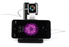 Настольная подставка для Apple Watch и IPhone
