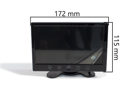 Автомобильный монитор AVIS Electronics AVS0706BM