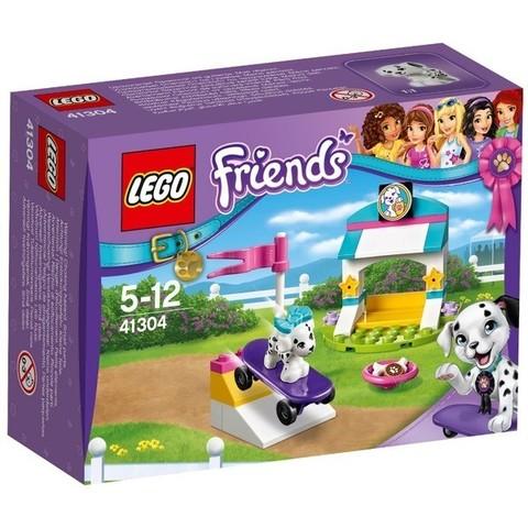 LEGO Friends: Выставка щенков: Скейт-парк 41304 — Puppy Treats