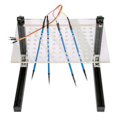 Фото Позиционный стол для программирования ЭБУ BDM с подсветкой