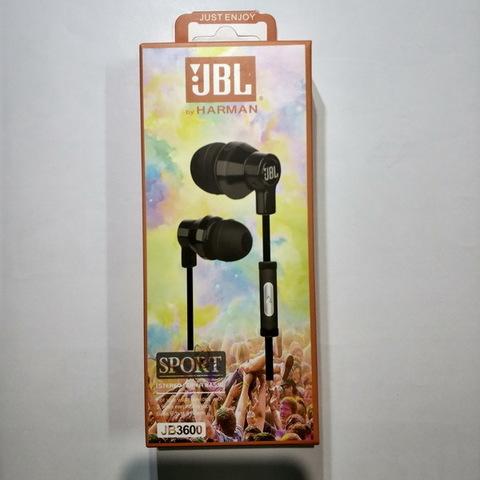 Гарнитура JBL JB3600 black