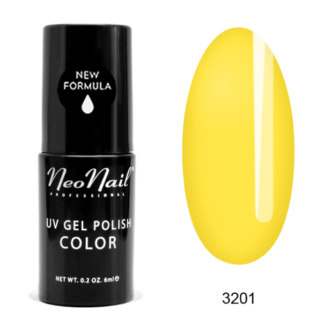 NeoNail Гель лак UV 6ml Exotic Banana №3201-1
