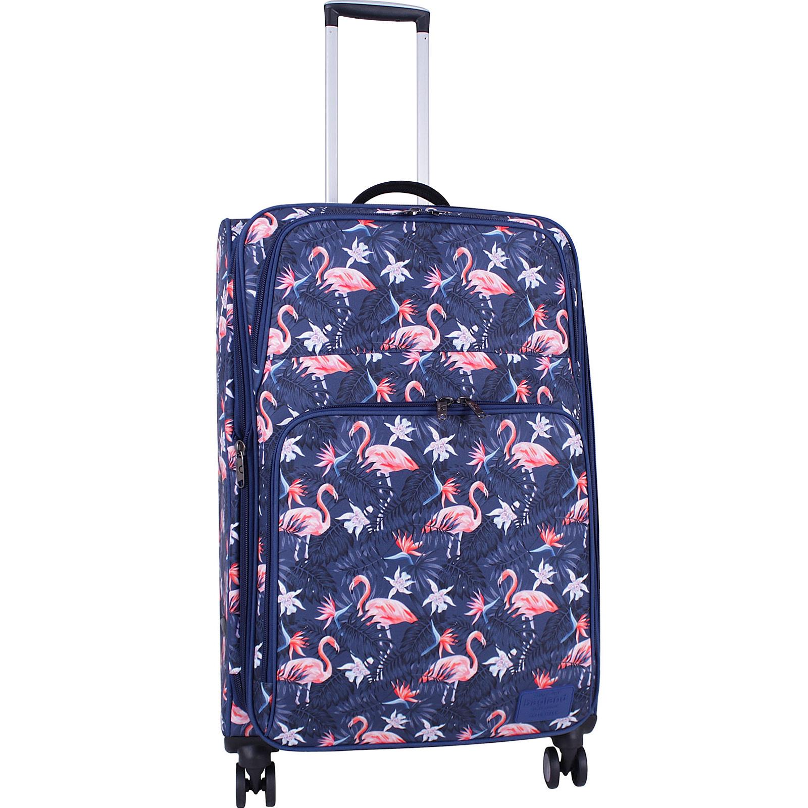 Дорожные чемоданы Чемодан Bagland Валенсия большой дизайн 83л. сублімація 762 (0037966274) IMG_8784_суб.762_.JPG