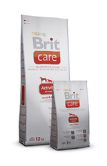 Brit Care Activity All Breed Lamb & Rice