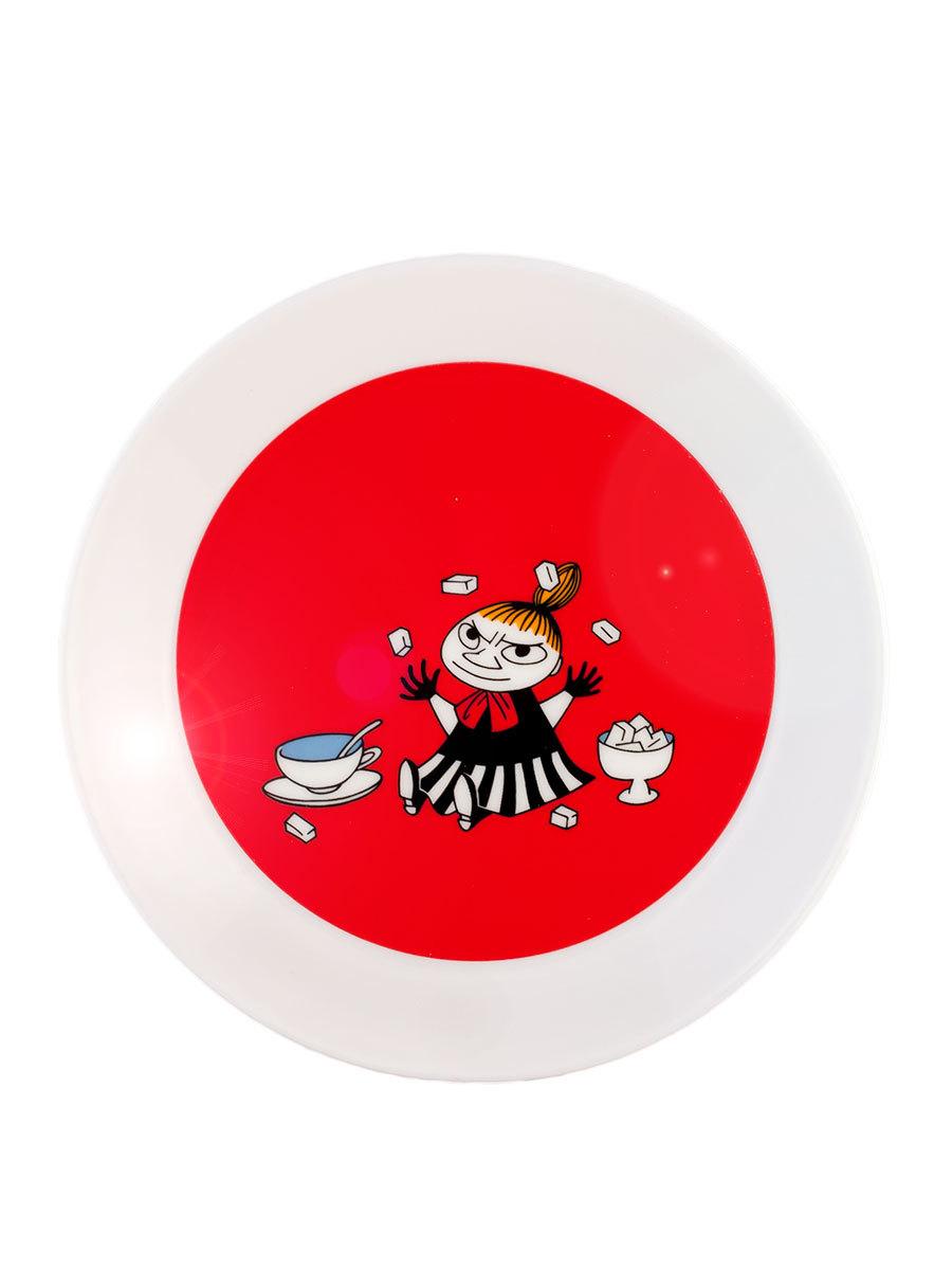 Moomin Тарелка Малышка Мю