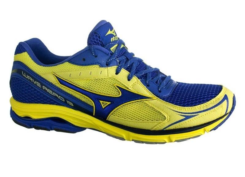 Мужские кроссовки для бега Mizuno Wave Aero 13 (J1GC1457 27) желтые