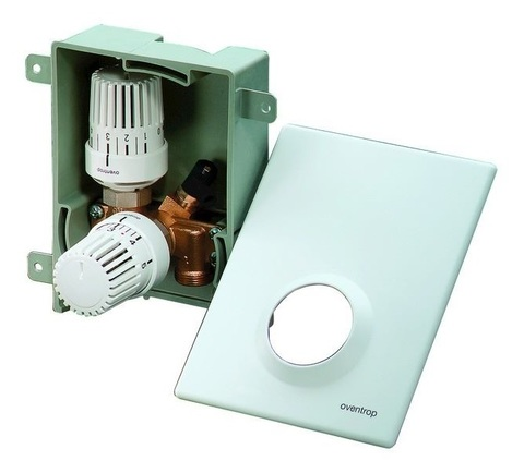 Терморегулятор Oventrop Unibox plus арт. 1022637 (57мм) комбинированный (